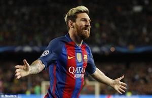 نتیجه بازی امروز بارسلونا و والنسیا 1 آبان 95 خلاصه و گلها
