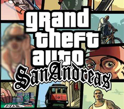 دانلود ترینر بازی جی تی ای 5 GTA San Andreas