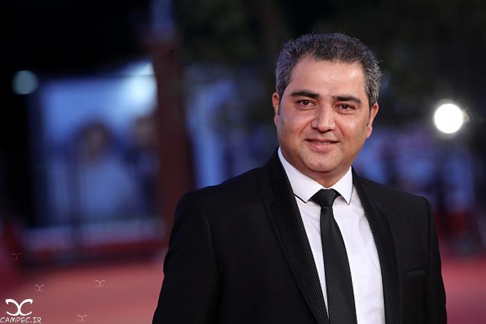 اتابک نادری در جشنواره فیلم رم
