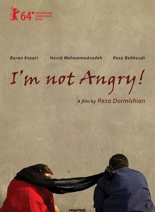 دانلود فیلم عصبانی نیستم با بازی نوید محمدزاده و باران کوثری با کیفیت عالی 720 و حجم کم