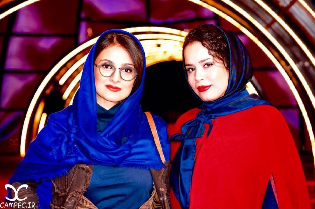 آناهیتا دری و ملیکا شیفی نیا