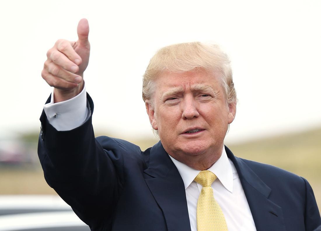 دونالد ترامپ سرمایه دار بزرگ