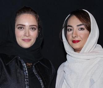 هنرمندان در اکران افتتاحیه فیلم سینمایی سیانور