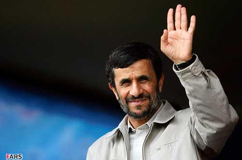 احمدی نژاد برای دبیرکل سازمان ملل نامه نوشت