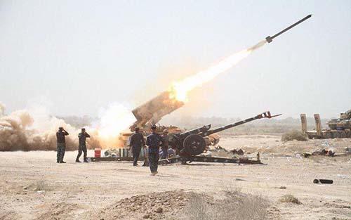 سلاح TOS-1 روسیه