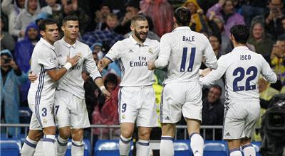 رئال مادرید 5 - 1 لژیا ورشو؛ پیروزی آسان در هفته خوب