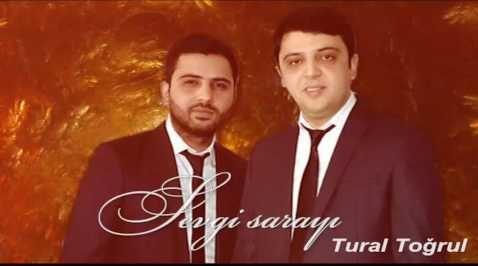 دانلود آهنگ آذری جدید Tural و Togrul بنام Sevgi Sarayi