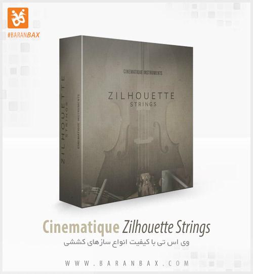 دانلود وی اس تی سازهای کششی Cinematique Instruments Zilhouette Strings