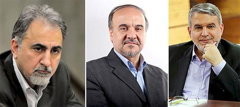 سه وزیر پیشنهادی دانش آشتیانی،صالحی امیری و سلطانیفر | عکس و بیوگرافی