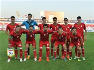 نتیجه بازی ایران و ازبکستان 3 آبان 95 در قهرمانی جوانان آسیا+خلاصه و گلها