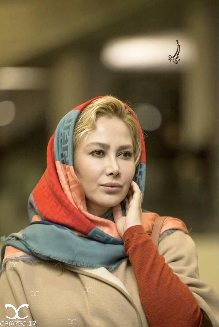 آنا نعمتی در اکران خصوصی فیلم متولد ٦٥