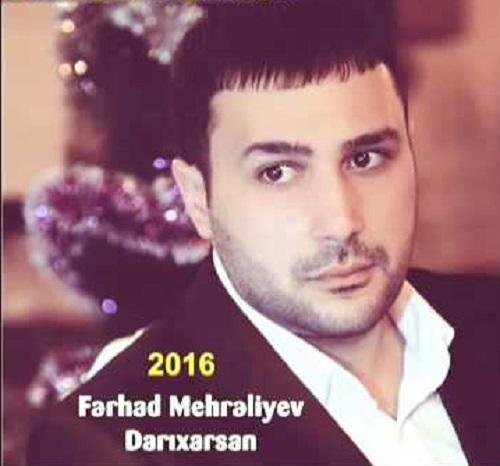 دانلود آهنگ آذری جدید Ferhad Mehreliyev بنام Darixarsan