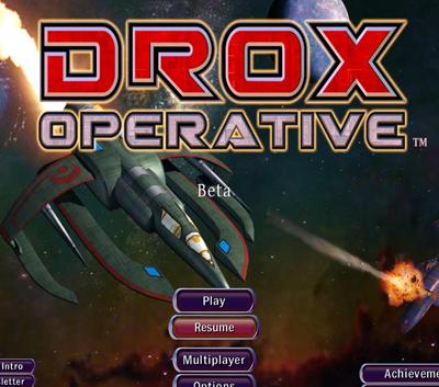 دانلود کرک بازی 2013 Drox Operative