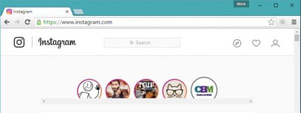 آموزش تصویری مشاهده ی Story های اینستاگرام در گوگل کروم نسخه ی کامپیوتر