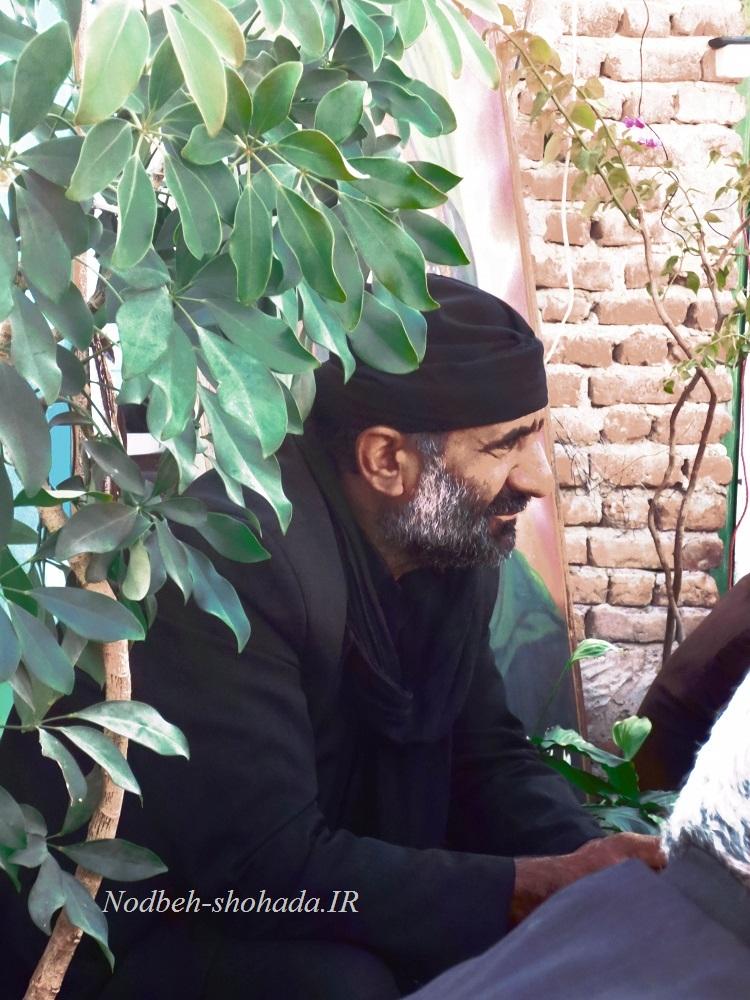 عکس عزاداری عاشورا پهرآباد کربلایی بهمن خلیلوند