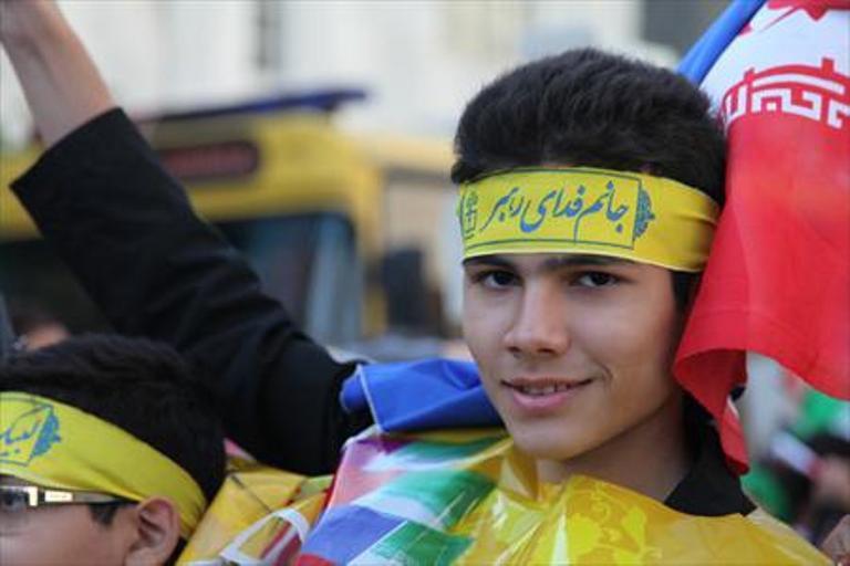 سرهنگ دوم پاسدارمحمدتقی امیدی