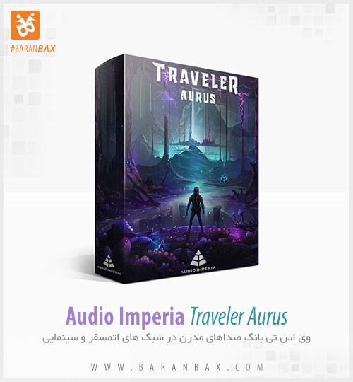دانلود وی اس تی بانک صداهای سینمایی Audio Imperia Traveler Aurus