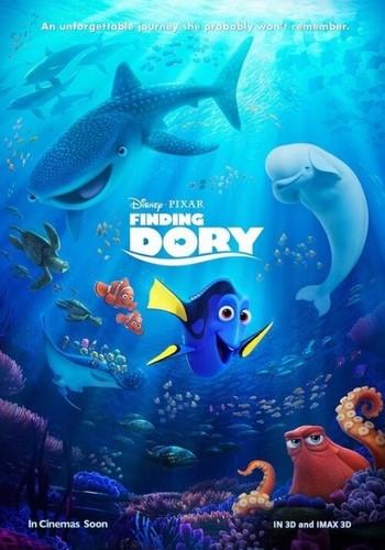 دانلود انیمیشن در جست و جوی دوری Finding Dory 2016 با لینک مستقیم