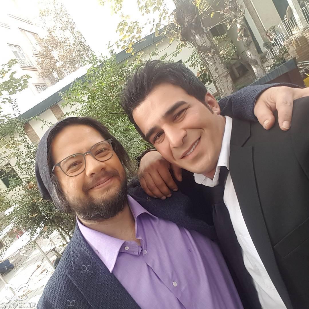 یوسف تیموری و علی صادقی