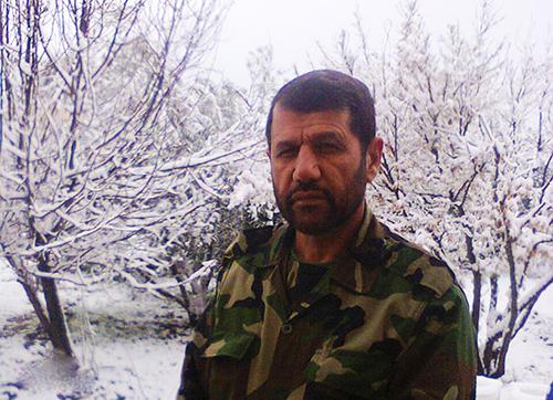 سردار شهید هادی کجباف