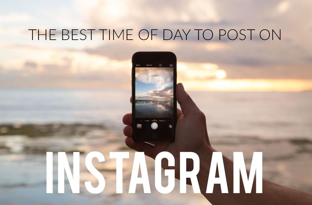 بهترین زمان برای پست گذاشتن در اینستاگرام