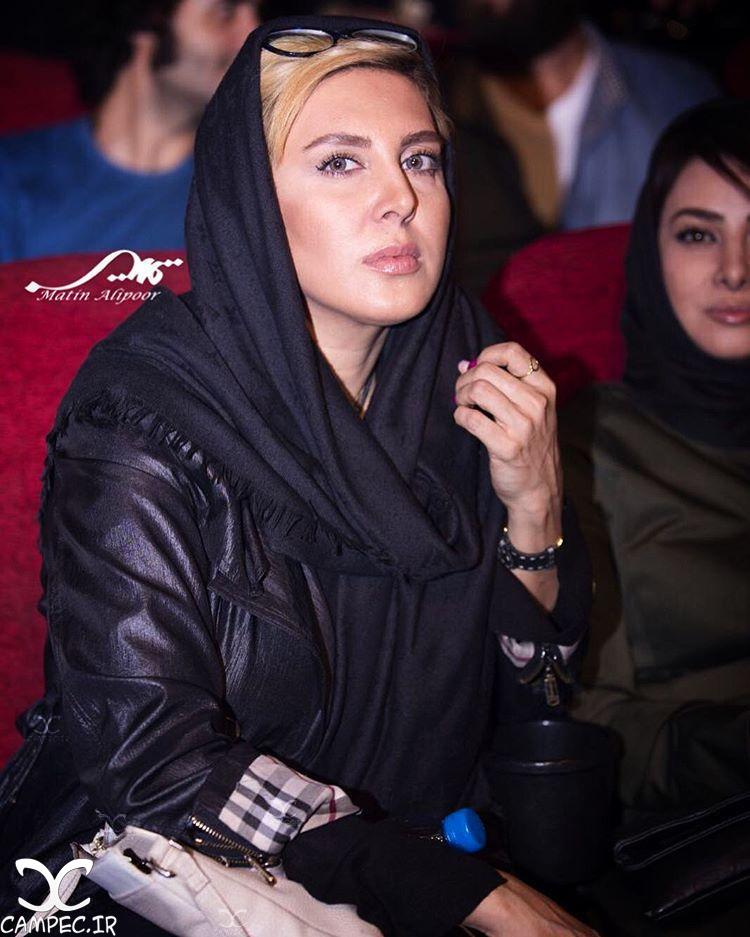 لیلا بلوکات در اکران خصوصی فیلم جاودانگی