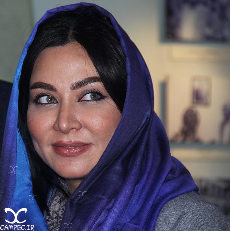 فقیهه سلطانی در مراسم اکران فیلم جاودانگی
