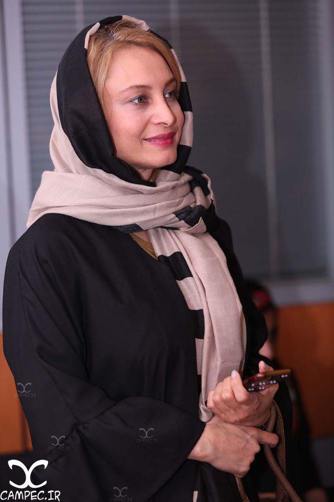 مریم کاویانی در مراسم اکران فیلم جاودانگی