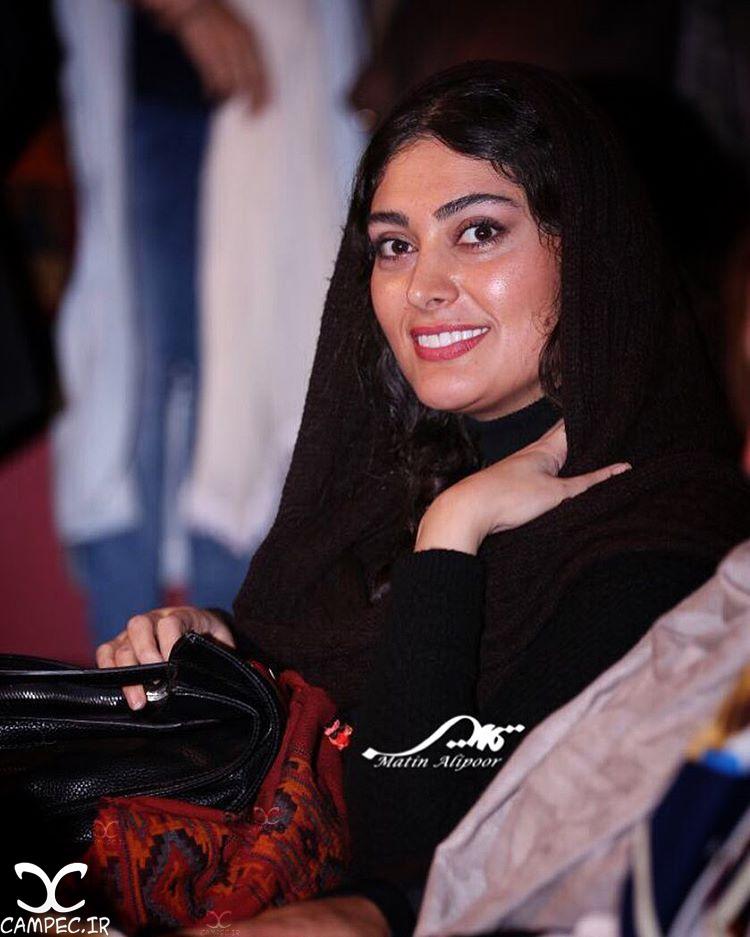 سودابه بیضایی در مراسم اکران فیلم جاودانگی