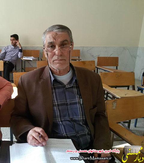 مسعود قائدی