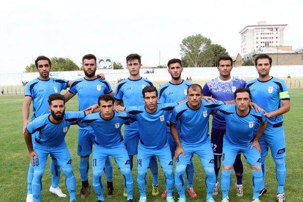 تیم شهرداری همدان