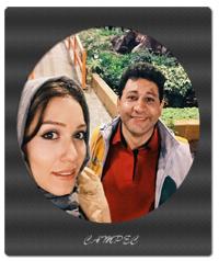 عکسهای پشت صحنه و داستان سریال مرز خوشبختی