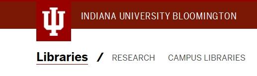 دانلود رایگان مقاله - اکانت دانشگاه Indiana  آمریکا