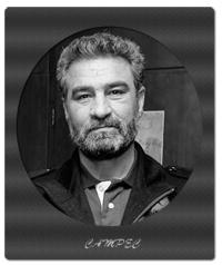 عکسها و زندگینامه جعفر دهقان با همسر و فرزندان