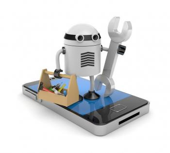 کسب درآمد عالی از تعمیرات موبایل