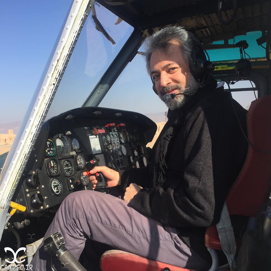 عکس شخصی حسن جوهرچی
