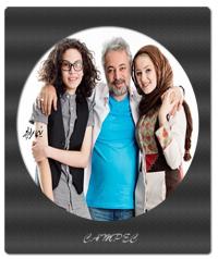 عکسها و بیوگرافی حسن جوهرچی با همسر و فرزندانش