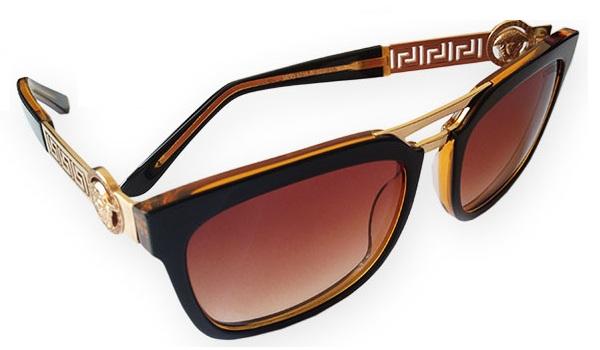 عینک آفتابی طرح VERSACE