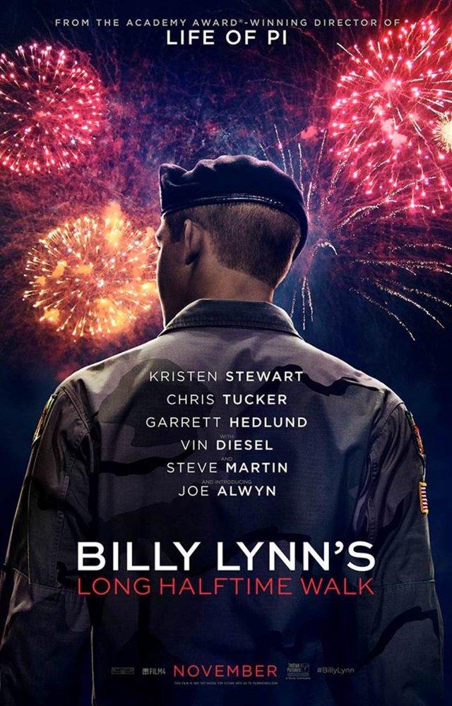 تریلر فیلم Billy Lynn's Long Halftime Walk (2016)