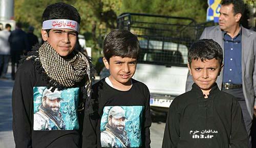 شهید مدافع حرم محمد خانی