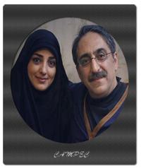 عکسهای جدید شهرام شکیبا با همسرش ستاره سادات قطبی