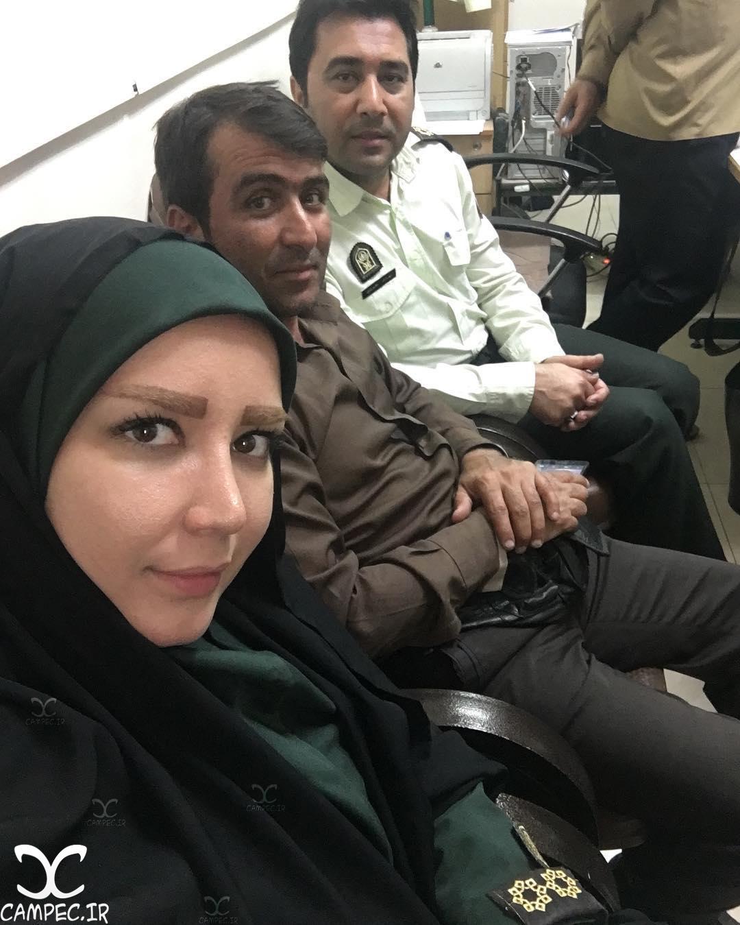 شیما شهامتی بازیگر