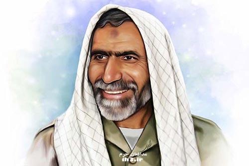 شهید حاج حمید تقوی فر