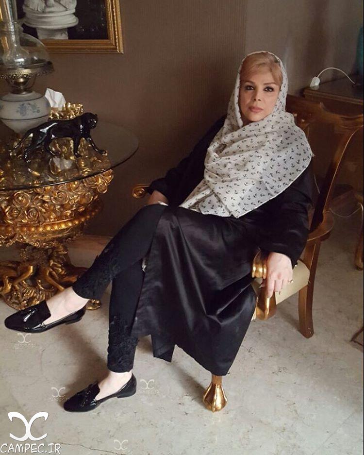 عکسهای شیوا خنیاگر + بیوگرافی شیوا خنیاگر و همسرش