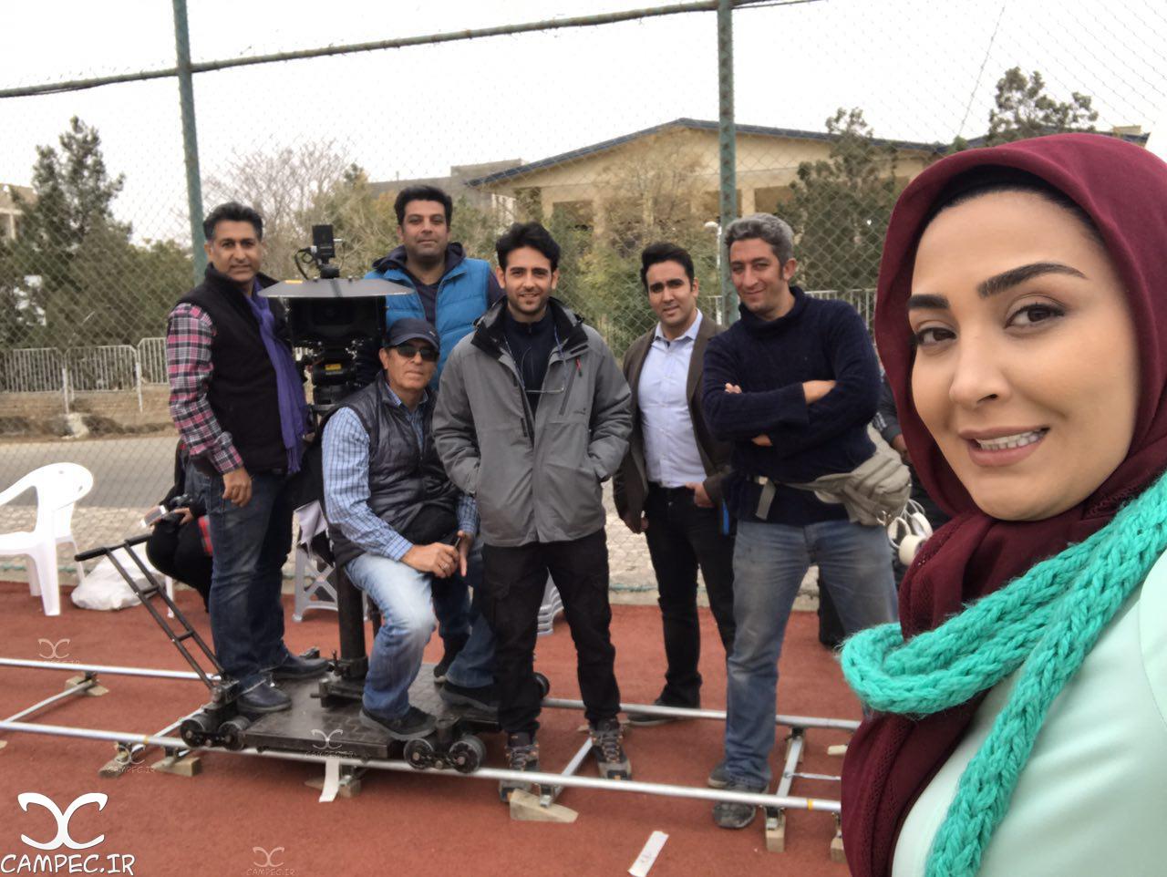 عکس بازیگران سریال مرز خوشبختی