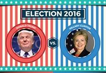 نتیجه زنده انتخابات آمریکا