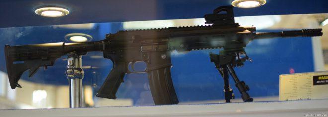 اسلحه مصاف (masaf) همان اسلحه آلمانی هکلر و کخ است