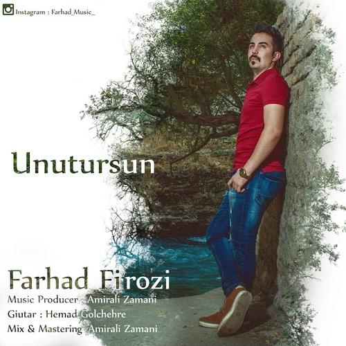 دانلود آهنگ جدید Farhad Firozi بنام Unutursun