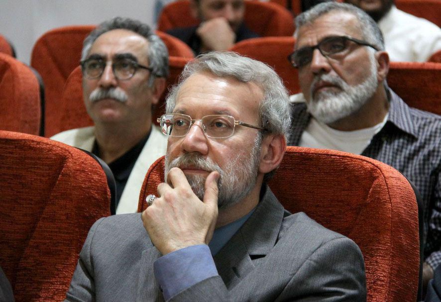 دکترعلی لاریجانی رئیس مجلس