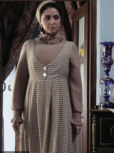 مدل لباسهای ترانه علیدوستی در سریال شهرزاد,ترانه علیدوستی شهرزاد